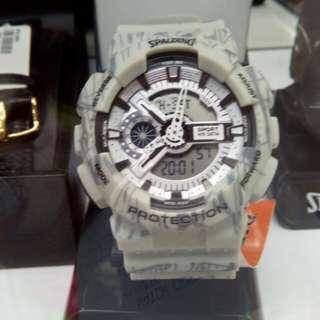 Spalding watch