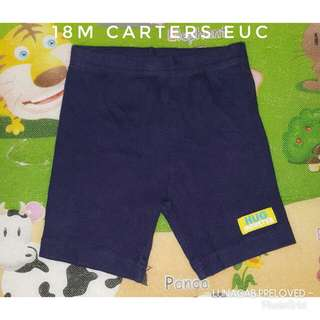 18m carters short