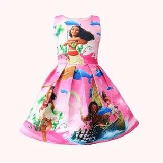 PO Moana dress