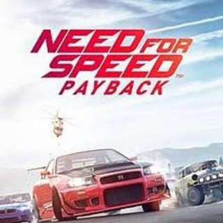 PS4 Digital Game Need for Speed Payback