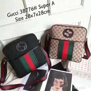 [PREMIUM‼️] Gucci Sling Shoulder Bag (FREE POSTAGE)