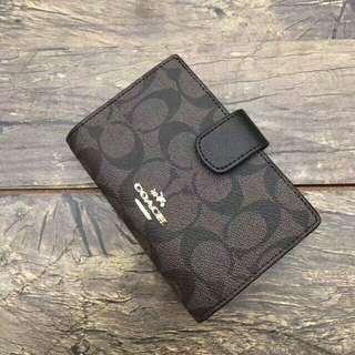 Coach wallet authentic