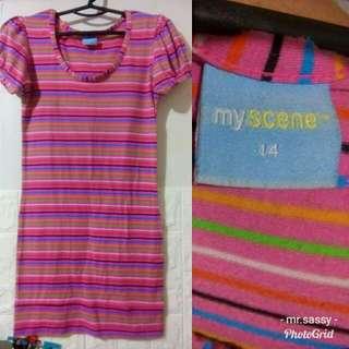 Myscene Dress
