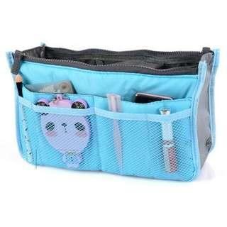 Tas Travel Bag in Bag Organizer - Blue
