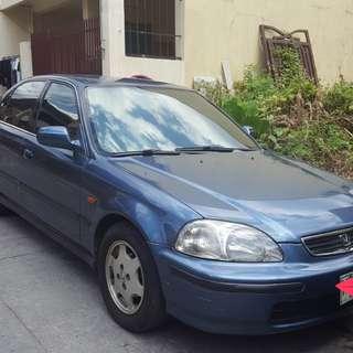 Honda Vtec 1998 model