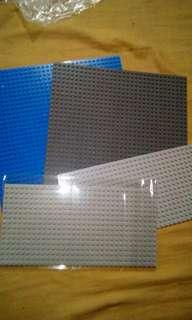 Lego plate (no brand) 16x32dots