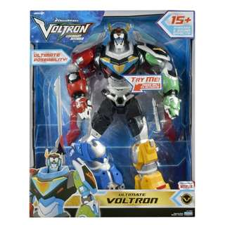 Playmates 14-inch Ultimate Voltron