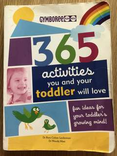 365 Activities You & Your Toddler will Love