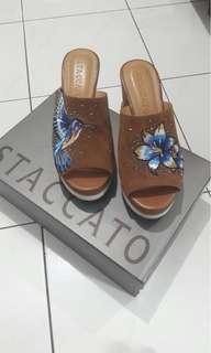 Staccato Sandal Wedges Heels ORI