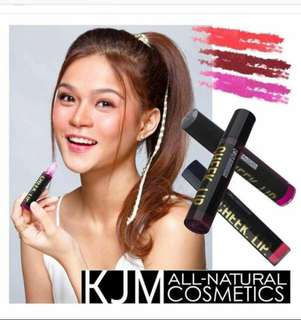 AUTHENTIC KJM COSMETICS