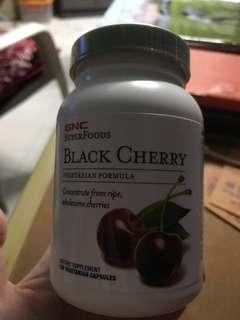 GNC black cherry 購自GNC 香港專門店 (痛風)