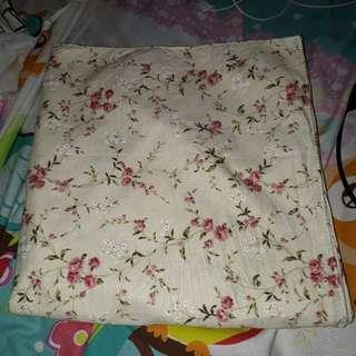 Kerudung motif katun cotton