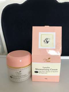 NEW Lanolin Moisturizing Cream from Australia