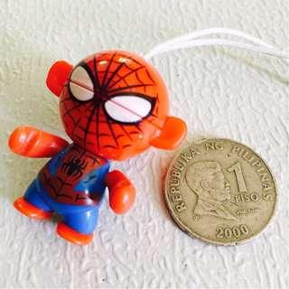 Spiderman Phone Charm