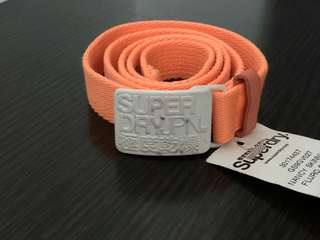 Superdry Skinny Belt