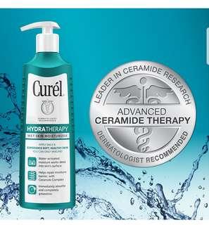 (236ml) Curel HydraTherapy Ceramide Moisturiser