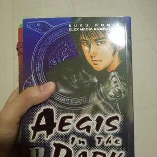 Comic aegis in the dark 1-9 tamat