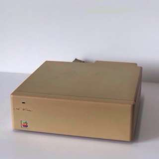 Vintage Apple Macintosh Hard Disk 20 (1985)