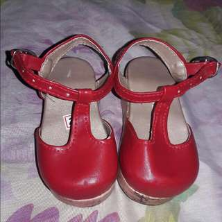 Red Clogs (12cm)