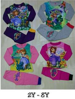 wholesales kids pyjamas