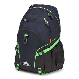 High Sierra Loop Unisex Printed Backpack -Navy / mint green: SRP of 70$ US ( 3,600Php+ )