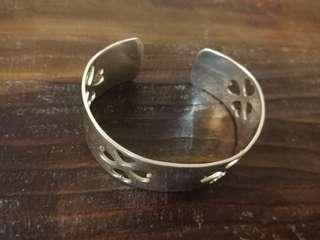 🚚 銀手環