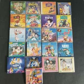 卡通 VCD