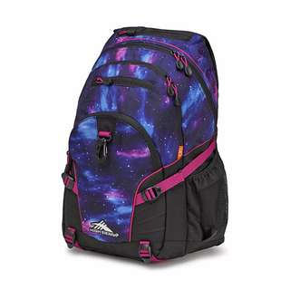 High Sierra Loop Unisex Printed Backpack - Cosmos : SRP of 70$ US ( 3,600Php+ )