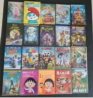 卡通 DVD