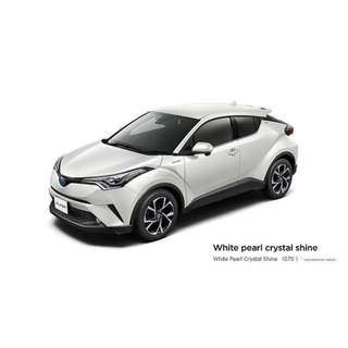 [Lease To Own] Toyota CHR Hybrid 1.8A