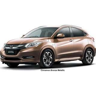 [Lease To Own] Honda Vezel Hybrid 1.5A