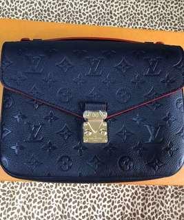 LV Louis Vuitton Pochette Metis 全新