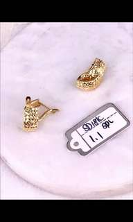 18k earrings