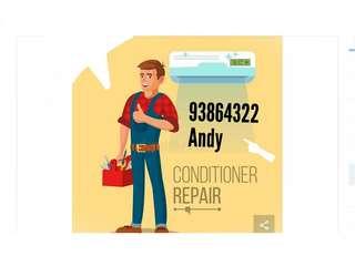Aircon servicing/Maintenance