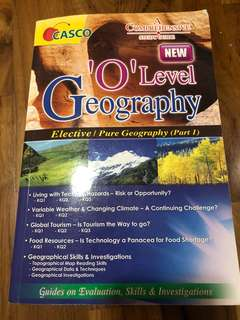 Geography Guide Book O level