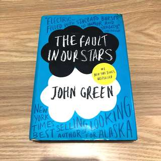 Novel The Fault In Our Stars (English)