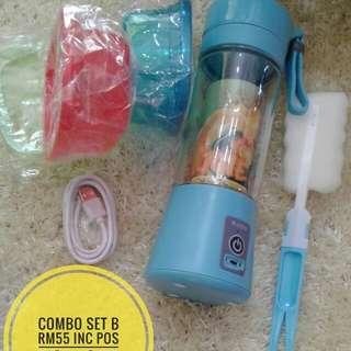 Rechargeble blender