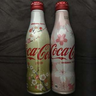 Coca Cola Special Edition Bottle