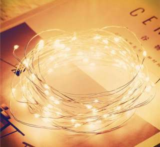 Fairy light (10meter) *pre order*