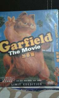 Dvd  Children   Garfield the movie   Pickup hougang buangkok mrt Or add $1 for postage