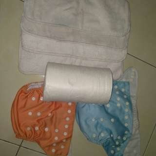 Reusable Clothes diapers