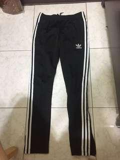 Adidas三線長褲 (窄)