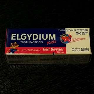 ELGYDIUM Toothpaste Gel KIDS