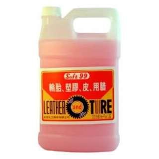 🚚 SOFT99 舒美輪胎油(水性)