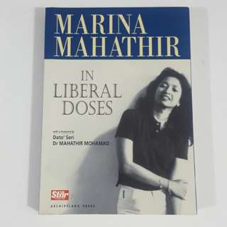 In Liberal Doses by Marina Mahathir