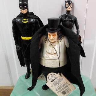 Batman return figures