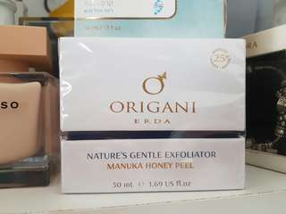 Organi Manuka Honey Peel (skin care)