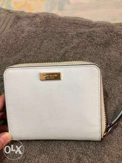 Kate Spade Darci Laurel way zip around wallet
