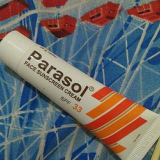 For sale!!! Parasol sunscreen isi 80%