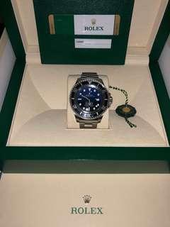 Rolex Deepsea - Blue